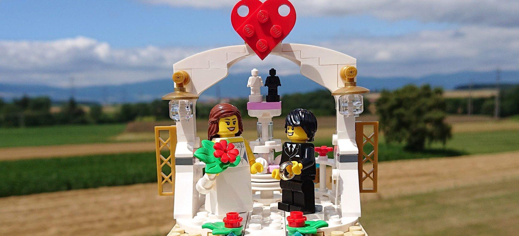 Un heureux mariage !